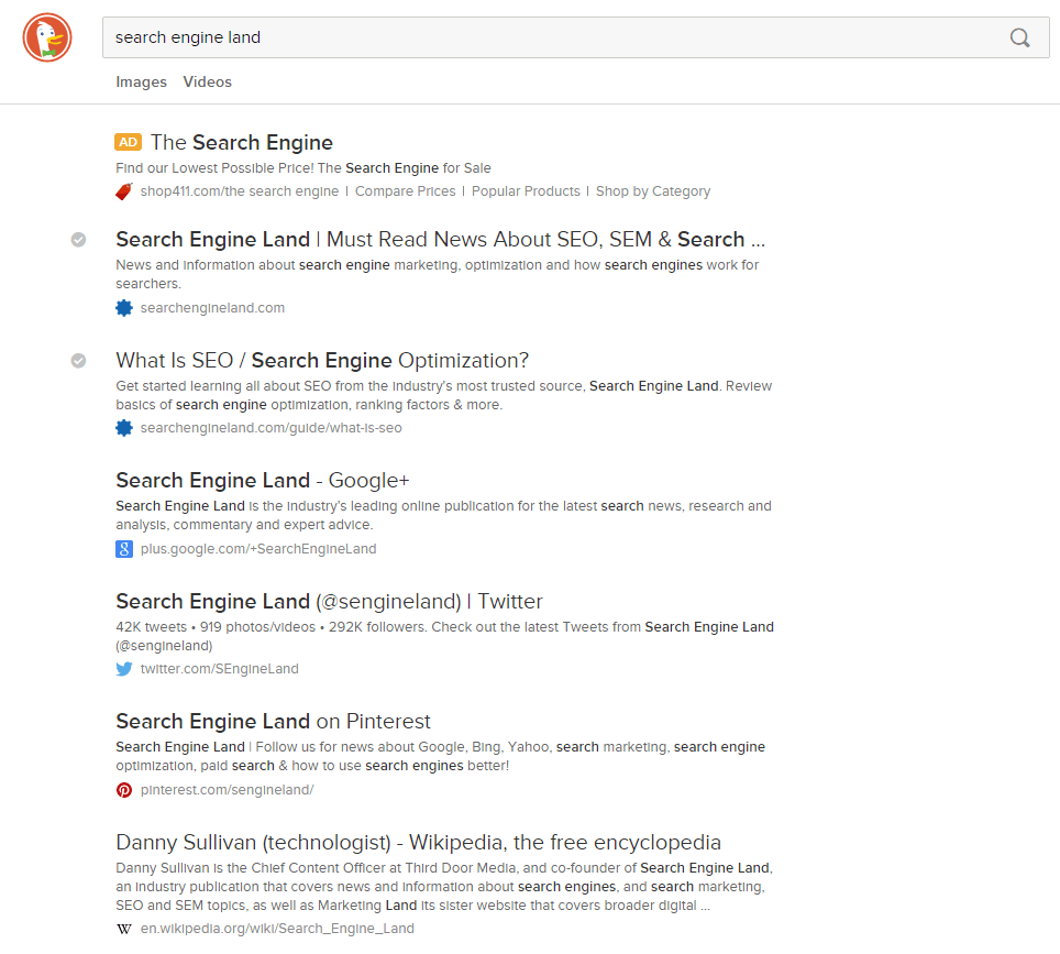 search-engine-land-at-duckduckgo