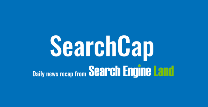 SearchCap: Google Penguin links, link labels & RGB to Hex answers