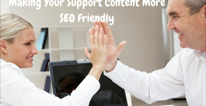 Making Your Support Content More SEO Friendly