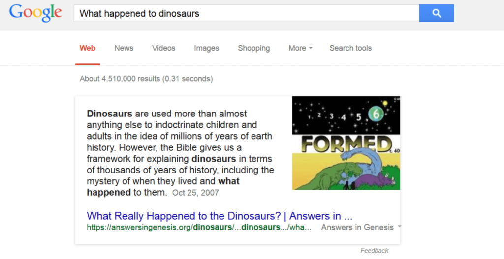what-happened-to-dinosaurs-search