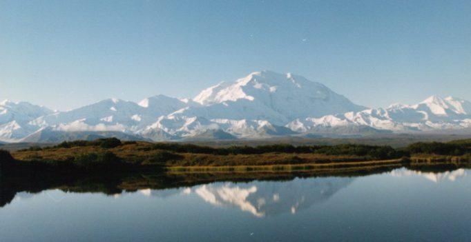 Mount McKinley Becomes Mt. Denali On Google Maps; Bing Stays With Old Name