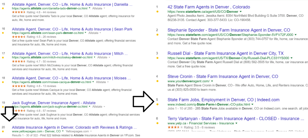 allstate-state-farm-serps