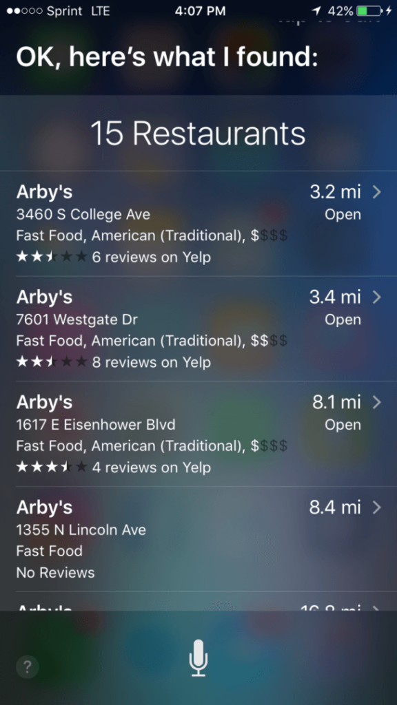 arbys-local-search-to-siri