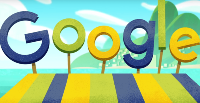 """17 days of 2016 Rio Olympic Google Doodles: a full list of Google's """"Fruity Doodle"""" images"""
