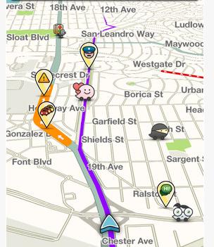 Rumor: Apple May Buy Crowdsourced Mapping App Waze