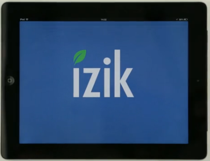 """Blekko Launches New Tablet Search Engine """"Izik"""""""