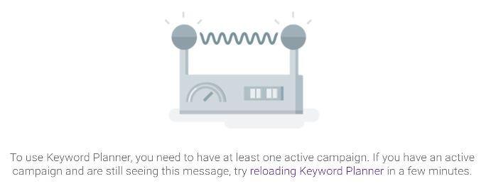 adwords-keyword-planner-error