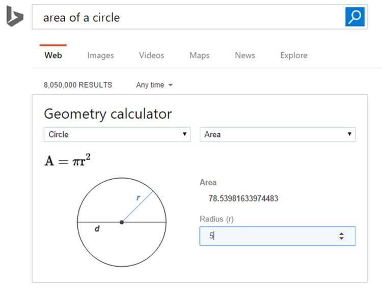 bing-geometry-calculation
