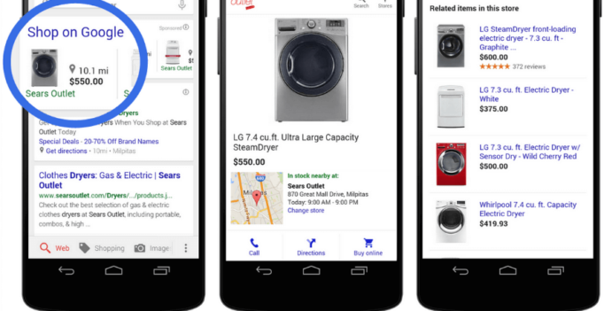 Google Cites Local Inventory Ad Successes After Walmart Drops Out