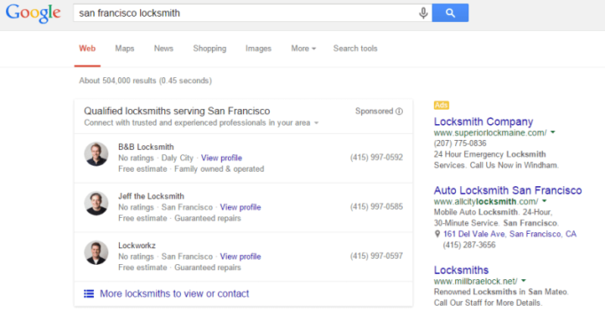 Google Home Services Ads Launch In AdWords Express