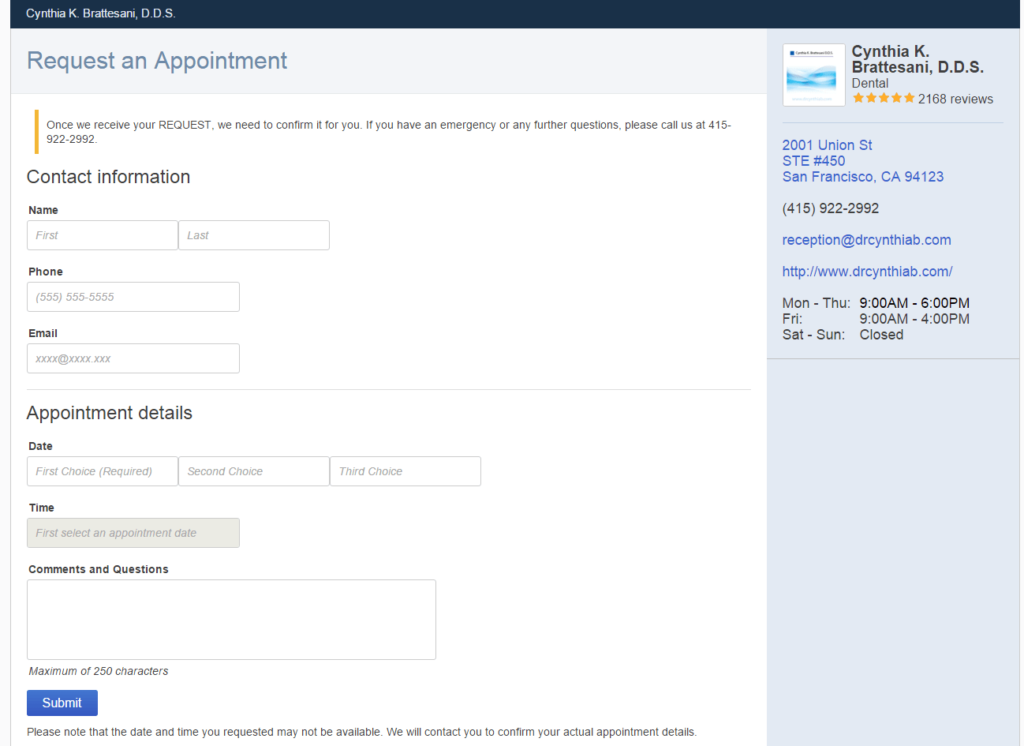google-online-appointment-booking-intuit-landing-page