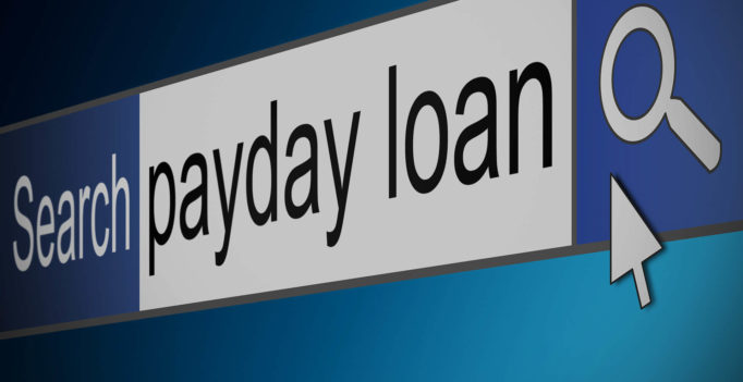 Why are payday loan ads still showing on Google after the ban?
