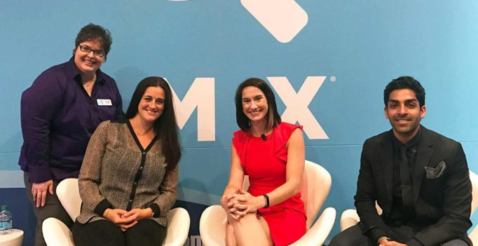 Up close at SMX: Using paid search and social together
