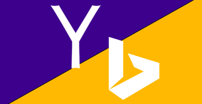 Yahoo-Bing Reach New Search Deal; Yahoo Gains Right To Serve Search Ads On The PC