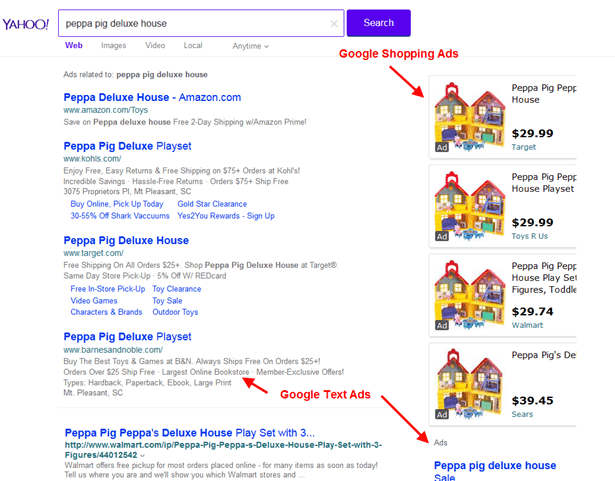yahoo_showing_google_ads